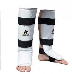 Protetor de Canela | Caneleira | Taekwondo | Com Peito de Pé