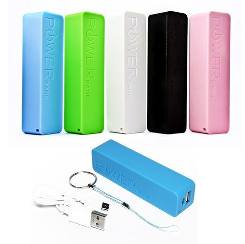 POWER BANK   PORTATIL    2600 POTENCIA