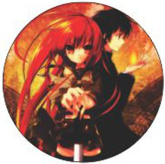 Bottom Shakugan no Shana