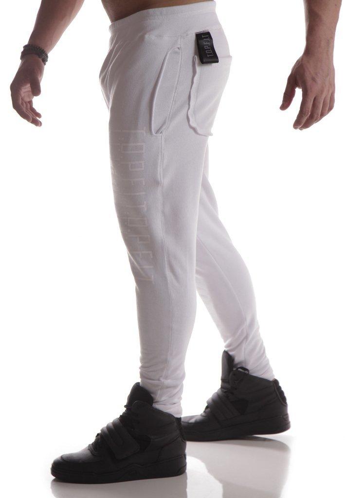 1e0e16069591e Calça Moletom Top Fit Premium Branca - topfit