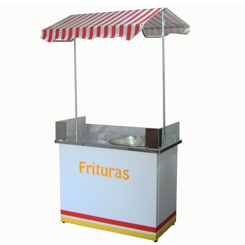 Barraca Buffet Frituras S/ Tacho