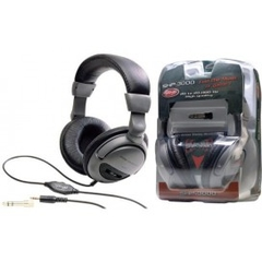 SHP-3000 Auriculares DELUXE STEREO HEADPHONES Stagg