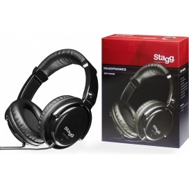SHP5000H PRO DJ MONITOR HEADPHONES Stagg