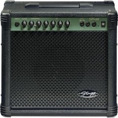 20 GA EU Stagg Amplificador 20 WATTS - Distorsion