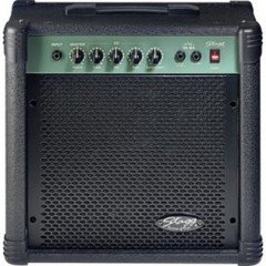 40 BA EU Stagg Amplificador 40 WATTS Compresor