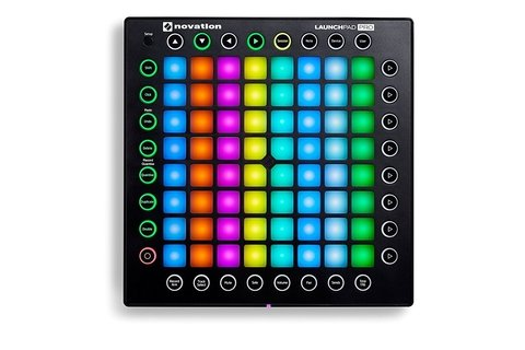 Controlador Novation Launchpad pro 64 pad grid performance