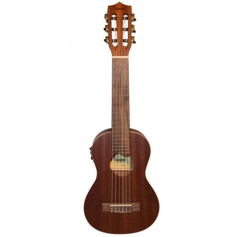 GUITALELE LEONARD MAHOGANY NATURAL MATE CON EQ