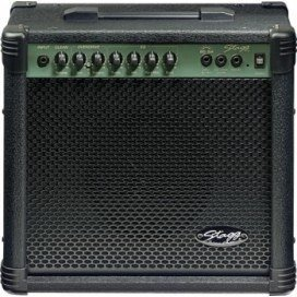 Amplificador Stagg De Guitarra 20 Watts - Distortion