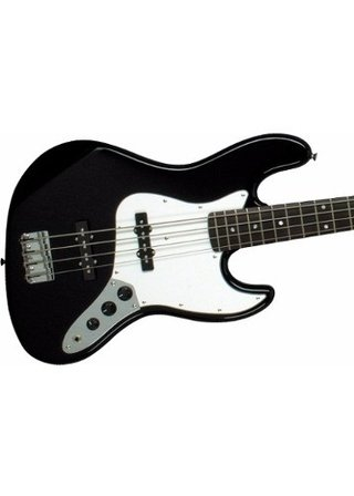 Bajo Squier Affinity Jazz Bass - Black Rosewood - comprar online