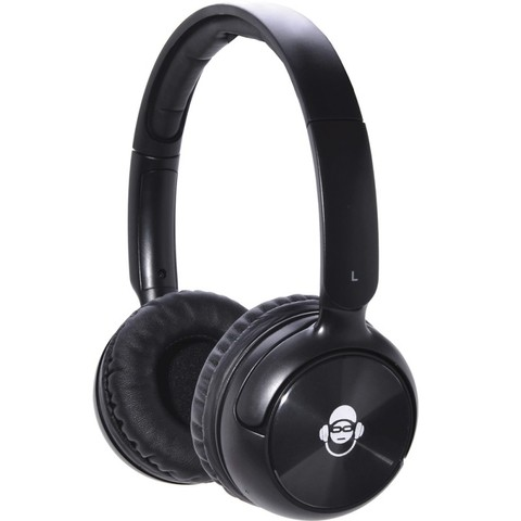 Auriculres iDANCE, HEADPHONE, Blue 100 Series,  Inalambricos/ Bluetooth, 40mm, comp: iPad,   USB, C: BLACK
