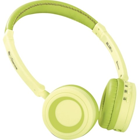 Auriculres iDANCE, HEADPHONE, Blue 50 Series,  Inalambricos/Bluetooth, 30mm, comp: iPad, USB, C:GREEN