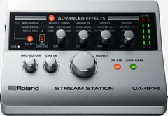 Interfaz De Audio Roland Ua4fx2 Usb Stream Station