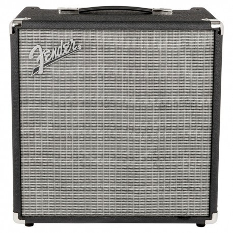 Amp. p/Bajo Rumble 40 FENDER (V3) 40W, 2 can. Overdrive (Combo 1x10