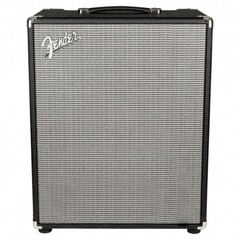 Amp. p/Bajo Rumble 200 FENDER (V3) 200W, 2 can. Overdrive (Combo 1x15