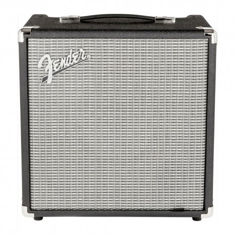 Amp. p/Bajo Rumble 25 FENDER (V3) 25W, CD in (Combo 1x8