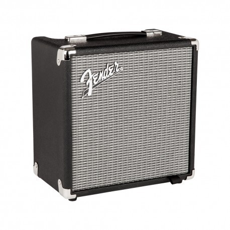 Amp. p/Bajo Rumble FENDER 15 (V3) 15W, CD in (Combo 1x8