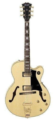 Guitarra Electrica Cort -york Nat-