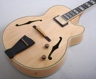 Guitarra Electrica Ibanez Pm-200 Natural Con Estuche