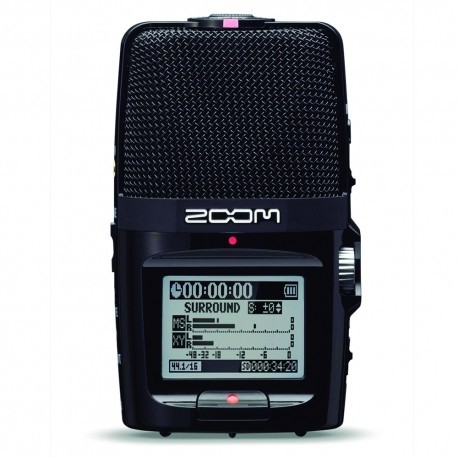 Handy Recorder ZOOM H2n, Mini Grab Digital, Stereo X / Y, SD/SDHC card 2GB., miniUSB.