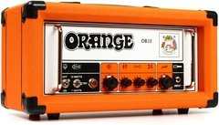 Orange OR15  Single channel valve head with FX loop, 15/7 Watts Class A