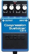 Pedal De Efecto Boss -cs3 Sustainer