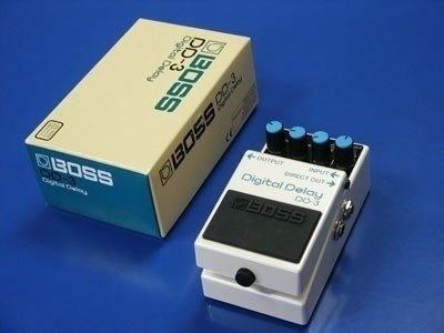 Pedal De Efecto Boss -dd3- Digital Delay
