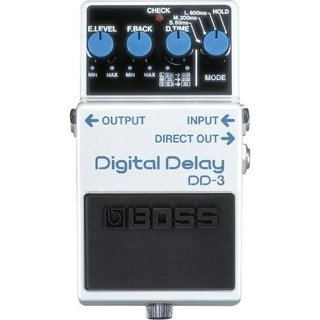 Pedal De Efecto Boss -dd3- Digital Delay en internet