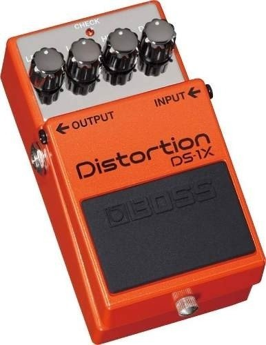 Pedal De Efectos Boss -ds-1x- Distortion