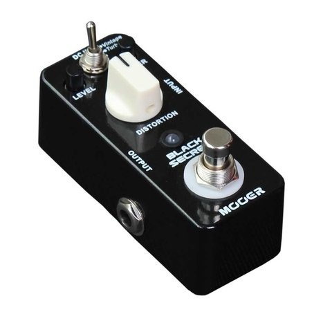 Pedal De Efectos Para Guitarra Mooer -black Secret