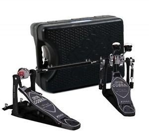 Pedal Tama Doble Power Glide -hp900-pswn - comprar online