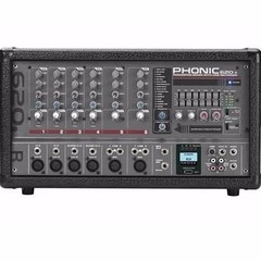 MIXER C/USB POWER620P - PHONIC