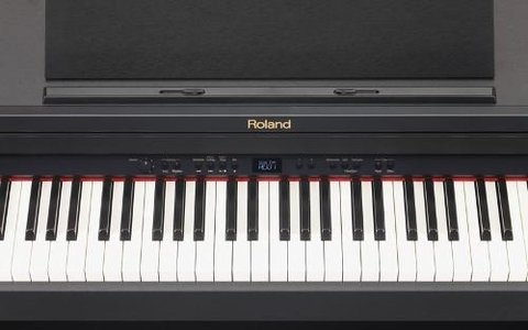Piano Digital Roland Rp301 R Satin Black !!!