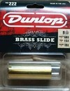 Slide Dunlop 222 De Metal - Brass Medium !!!