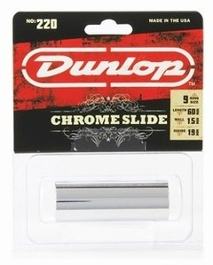Slide Dunlop 220 De Metal - Medium !!! - comprar online
