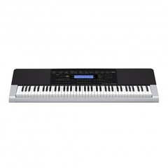 Tecl STD CASIO mod WK240, 76t, t/piano, Sensit, 600s, 180rt,48Poli, Sec, Sampling 10s, USB