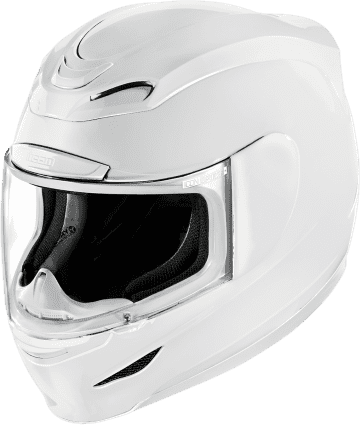 Casco ICON Airmada Solid White Gloss