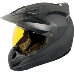 CASCO ICON VARIANT GHOST BLACK - comprar online