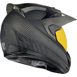 CASCO ICON VARIANT GHOST BLACK - ALL2BIKES COLOMBIA - Lo Mejor En Indumentaria , Accesorios Y Repuestos Para Motos