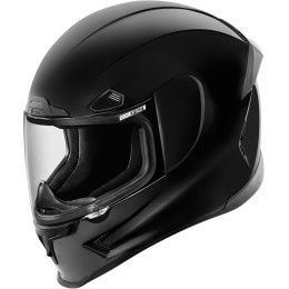 Casco Icon Airframe Pro Solid Black - comprar online