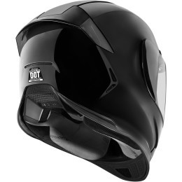 Casco ICON Airframe Pro Solid Black - ALL2BIKES COLOMBIA - Lo Mejor En Indumentaria , Accesorios Y Repuestos Para Motos