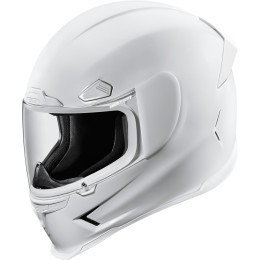 Casco ICON Airframe Pro Solid White - comprar online