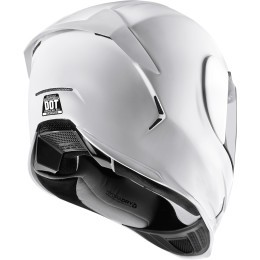 Casco Icon Airframe Pro Solid White - ALL2BIKES COLOMBIA - Lo Mejor En Indumentaria , Accesorios Y Repuestos Para Motos