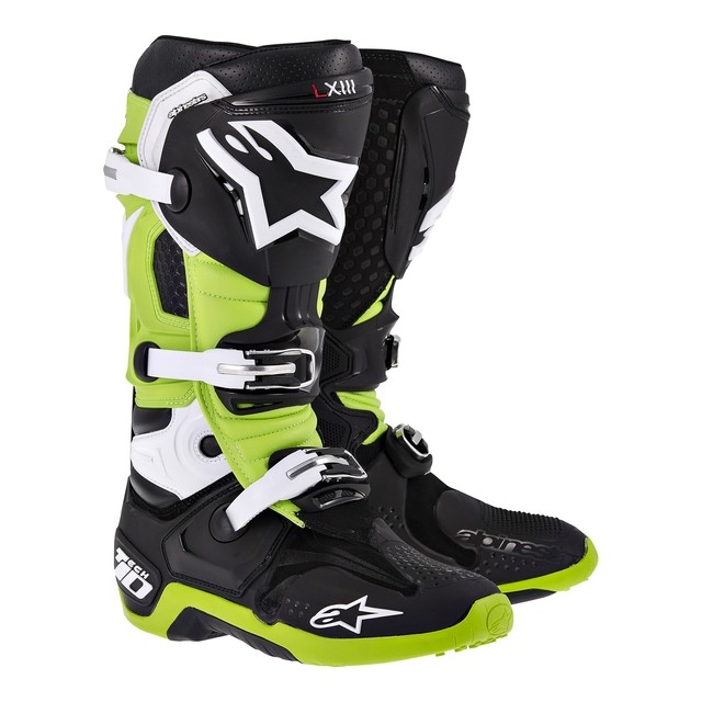 Botas Alpinestars  Tech 10 en internet