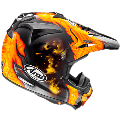 Casco ARAI Vx-Pro 4 Barcia Orange en internet