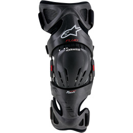 Proteccion Rodilla Alpinestars Fluid Tech Carbon Brace