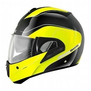 Casco Shark Evoline 3 ST Arona Yellow - comprar online