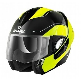 Casco Shark Evoline 3 ST Arona Yellow