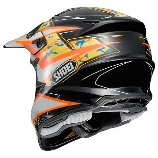 Casco Shoei VFX-W Turmoil en internet