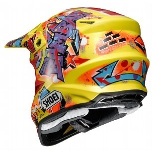 Casco SHOEI VFX-W  Barcia TC-1 en internet