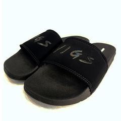 Chinelo Slide Intense Black